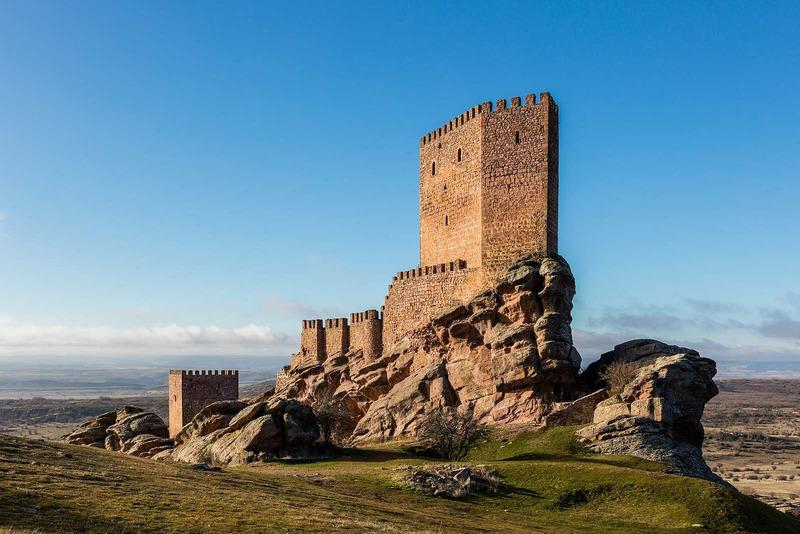Замок Сафра (Castillo de Zafra)
