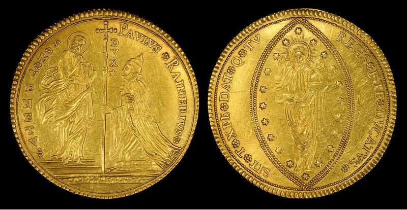 Цехин — золотая монета