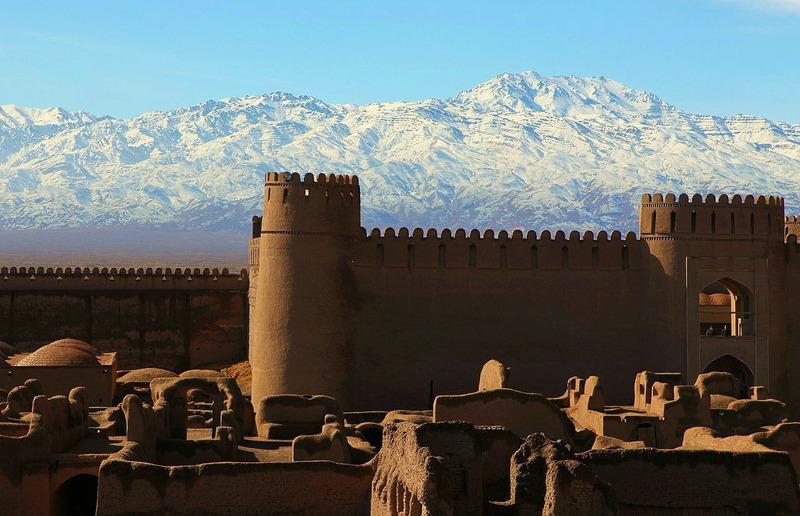 Крепость Раен