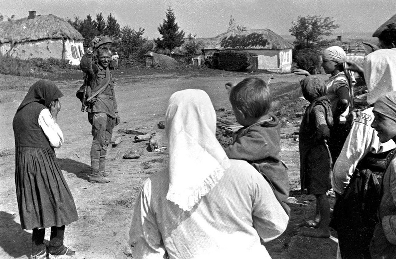Сержант 309-й стрелковой дивизии Степан Ильич Трифонов