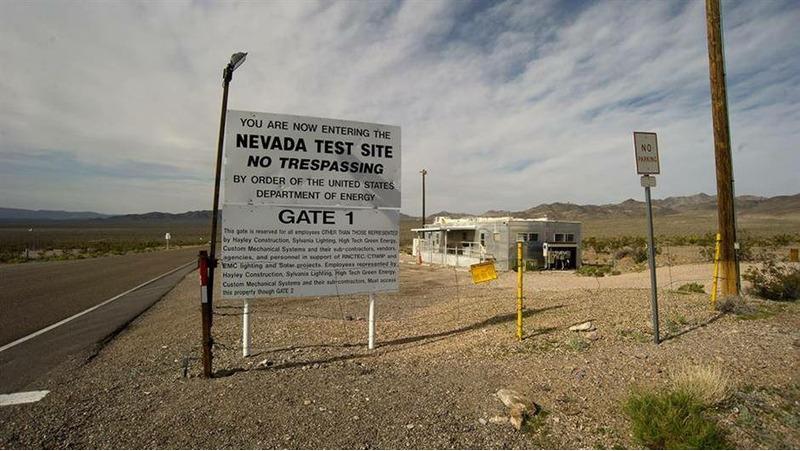 Невадский испытательный полигон (Nevada Test Site)