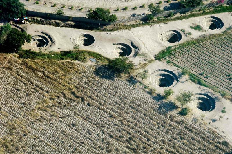Акведуки Пукиос в Перу
