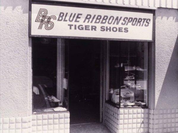 Первый магазин Nike, 1966 год