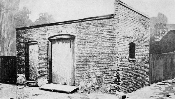Первый завод Ford, 1896 год. В этом угольном сарае Генри Форд построил свой первый автомобиль.
