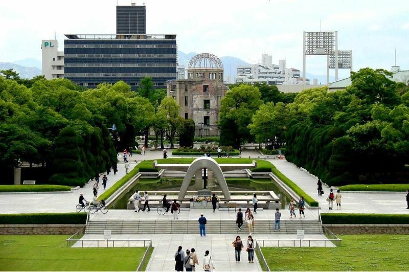 Купол Гэмбаку (Купол атомного взрыва - Атомный купол)