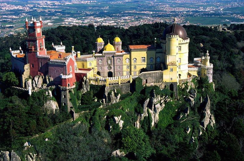 Дворец Пена (Palácio da Pena)