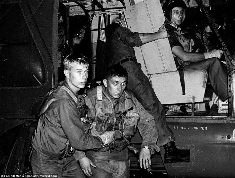 Эвакуация пилота Виктора Вискарра
