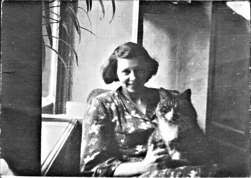 Ленинградский кот Максим