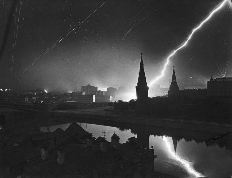 Налет немецкой авиации на Москву, 26 июля 1941