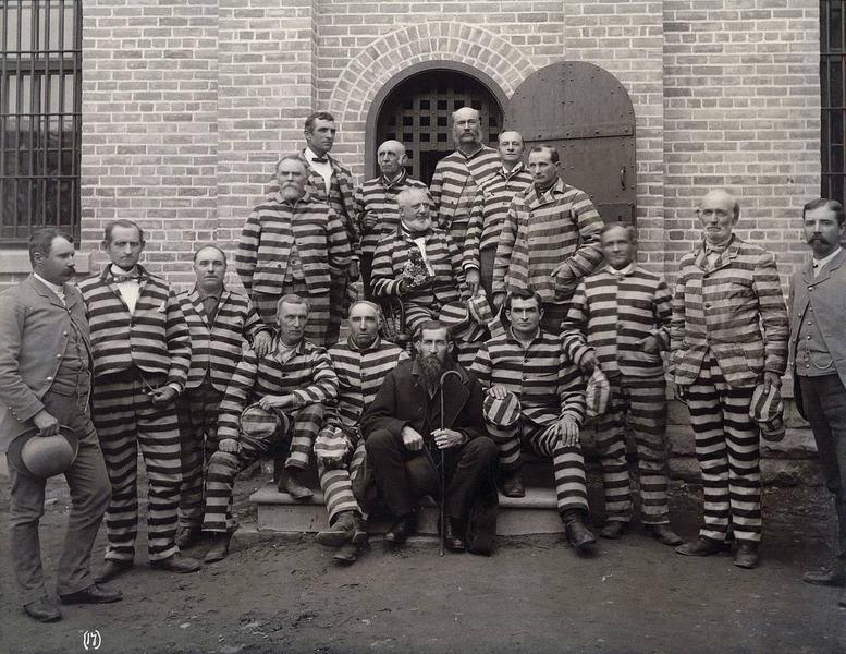 Заключенные за многоженство мормоны