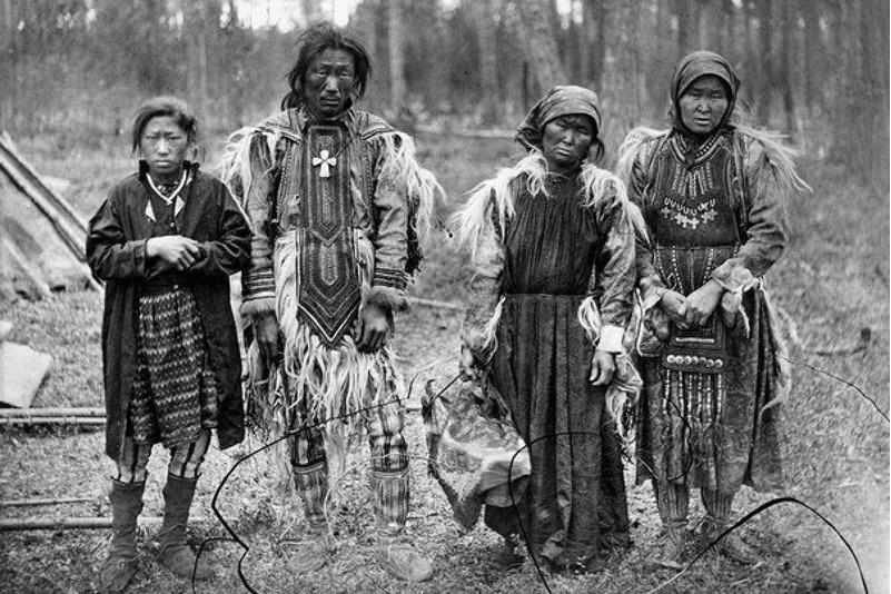 Эвенки коренной народ Восточной Сибири