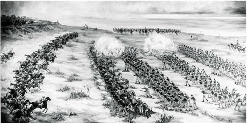 Сражение у ранчо Пальмито