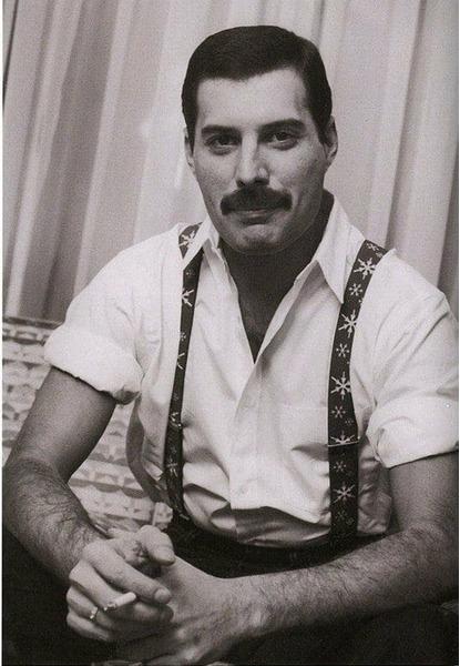 Фредди Меркьюри, 1985 год