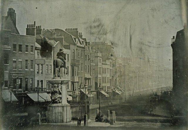 Лондон, 1839 год
