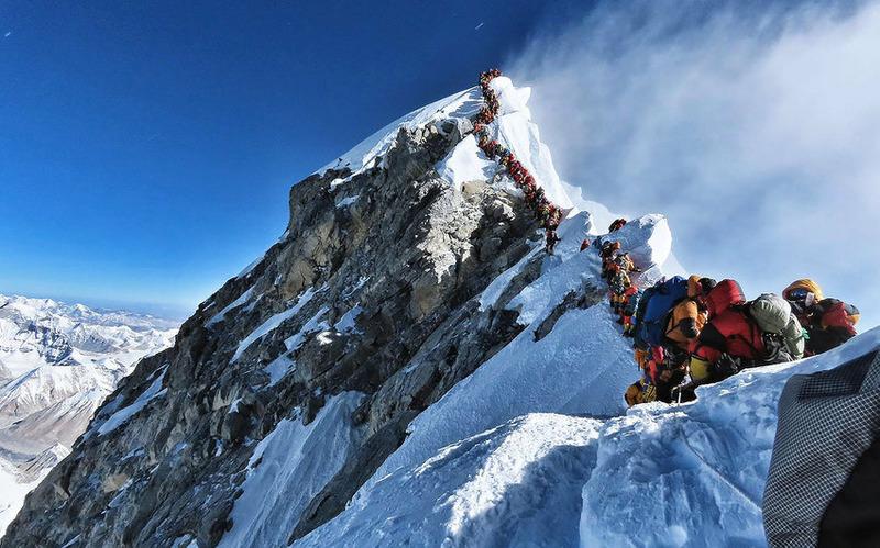 Эверест,