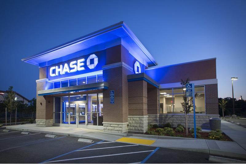 Американский банк Chase
