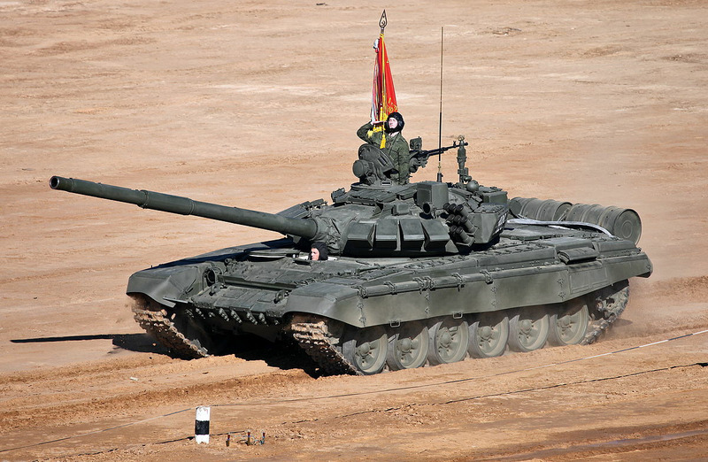 Танковый биатло