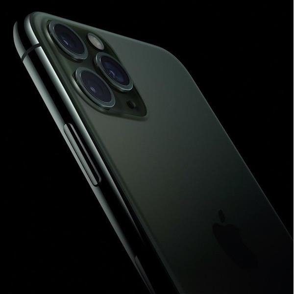 Apple официально представила iPhone 11
