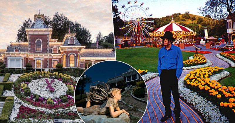 Ранчо Neverland Майкла Джексона
