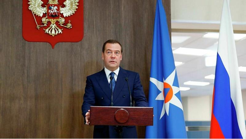 Дмитрий Медведев Фото Дмитрия Астахова РИА Новости