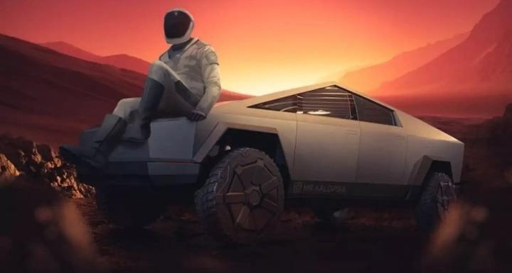 Илон Маск отправит в космос еще один автомобиль