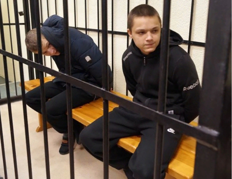 Станислав и Илья Костевы