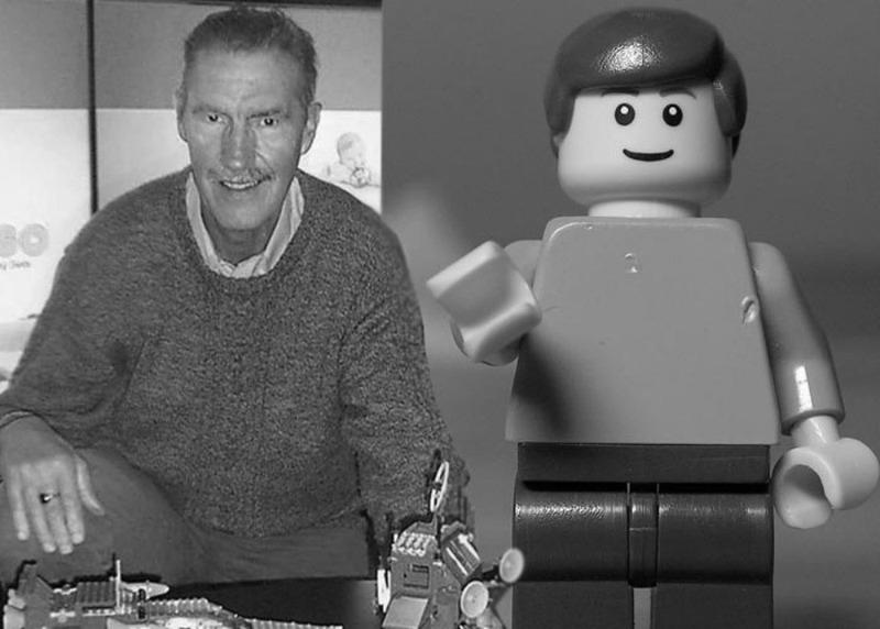 Йенс Нигард Кнудсен Умер создатель фигурки-человечка Lego ему было 78 лет