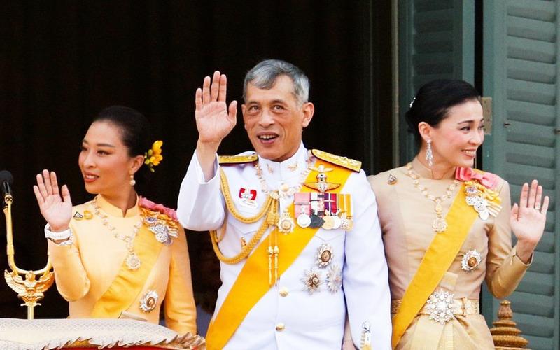 король Маха Вачиралонгкорн Рама Х