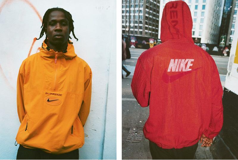 Nike & Supreme
