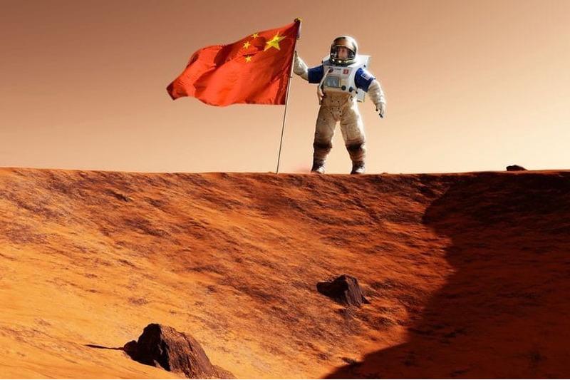 Китай отправит людей на Марс к 2033 году