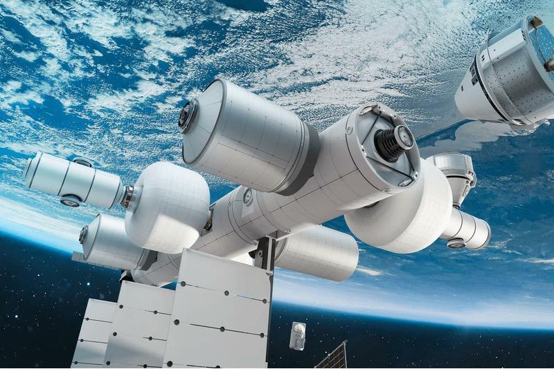 Blue Origin Орбитальный риф