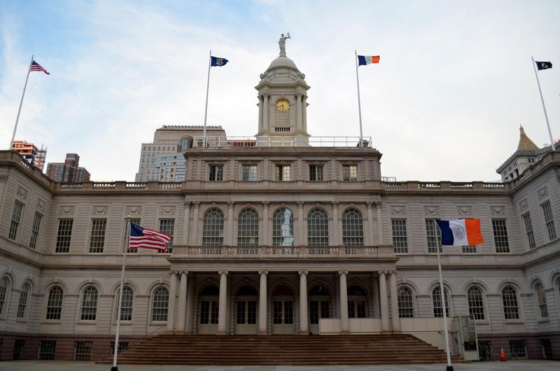 Городской совет Нью-Йорка