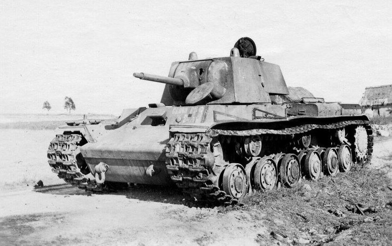 Случай с везением в боевых условиях в начале войны