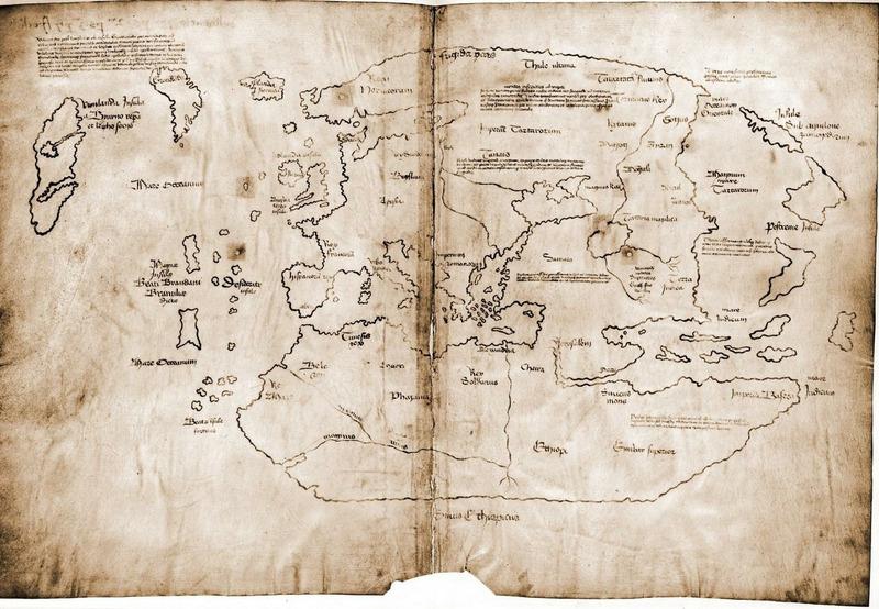 Карта викингов