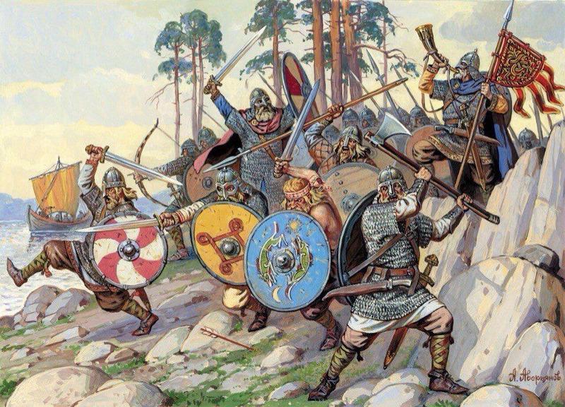 Знамя викингов