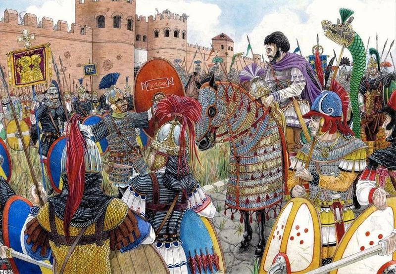 Упадок византийской Италии