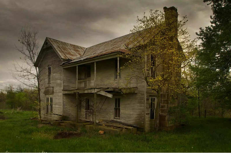 Дом плача