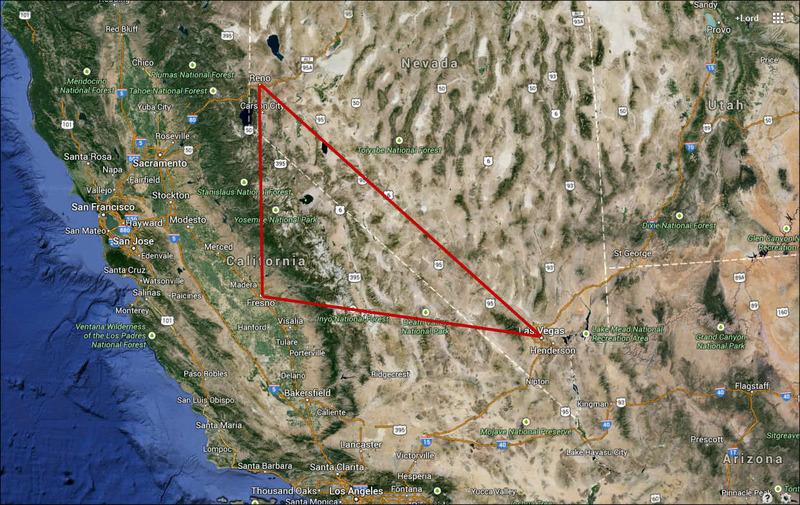 Невадский треугольник