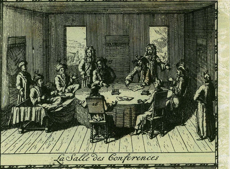 Как вели себя за столом 300 лет назад